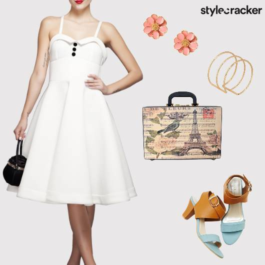 Dress Whites Summer Parisian Holiday - StyleCracker