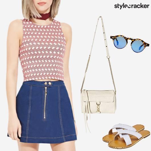 Casual Summer Dayout Sunglasses - StyleCracker