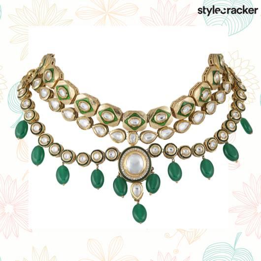 SCLoves Festive Indian Choker Necklaces - StyleCracker