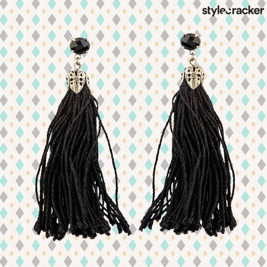 SCLoves Tassel Earrings  - StyleCracker