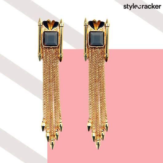 SCLOVES ShoulderDuster Earrings - StyleCracker