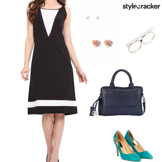 Dress Bag Pumps Work - StyleCracker