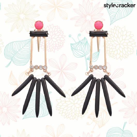 SCLoves Statement Earrings - StyleCracker