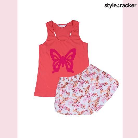 SCLoves SleepWear Shorts TwinSets - StyleCracker