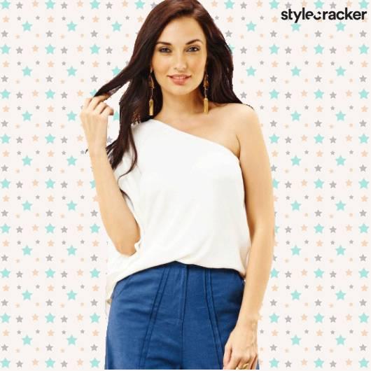 SCLoves Summer White Top - StyleCracker