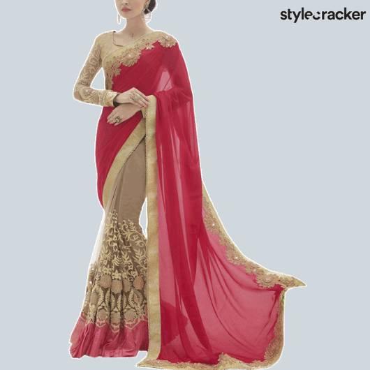 SCLOVES Indianwear Saree - StyleCracker
