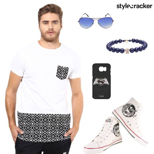 Tshirt Hightops PhoneCover Sunglasses - StyleCracker