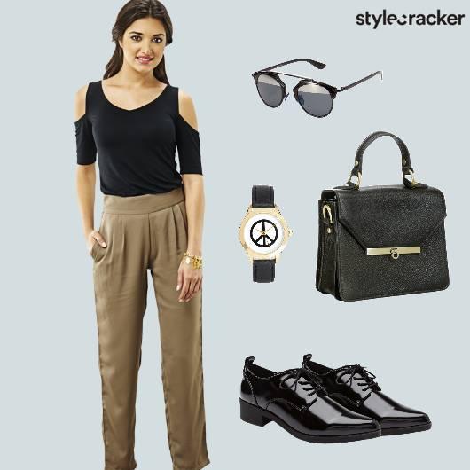 Workwear Semiformal Oxfords  - StyleCracker