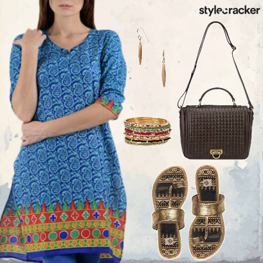 Kurta Indian Casual Workwear - StyleCracker
