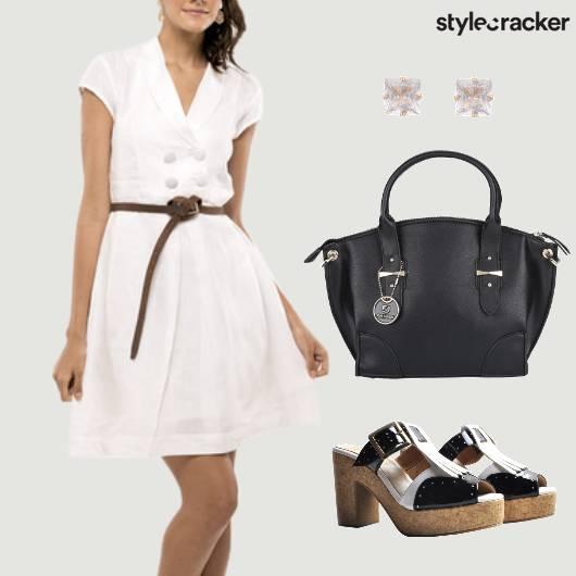 Dress Work Meeting Officewear - StyleCracker