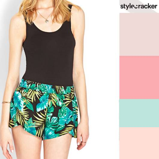 SCLOVES Printed Shorts Summer - StyleCracker
