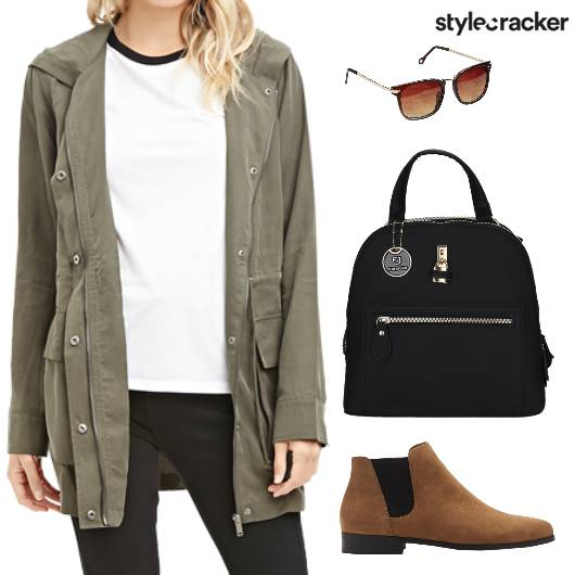 Jacket Boots Casual OntheGo Layered - StyleCracker