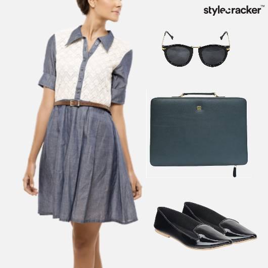 Workwear Dress Meeting Office - StyleCracker