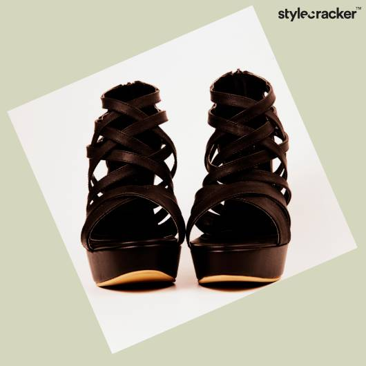 SCLOVES Wedgeheels Footwear  - StyleCracker