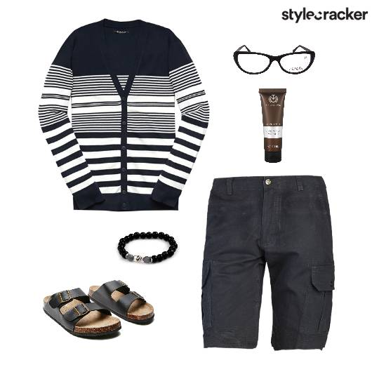 Stripes TShirt Comfort Brunch - StyleCracker