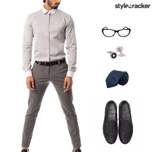 Shirt Pants Work Accessories - StyleCracker