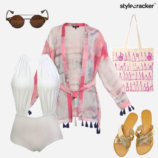 Swim Holiday Summer Vacation CoverUp - StyleCracker