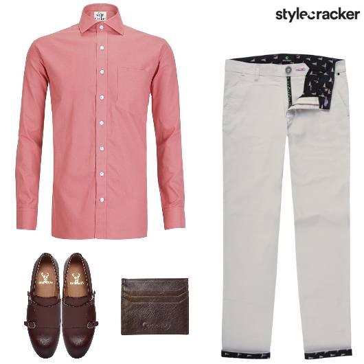 Formal Work Shirt Pants Meeting - StyleCracker