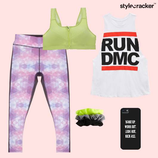 YogaSessions YogaPants Scrunchies PopColours - StyleCracker