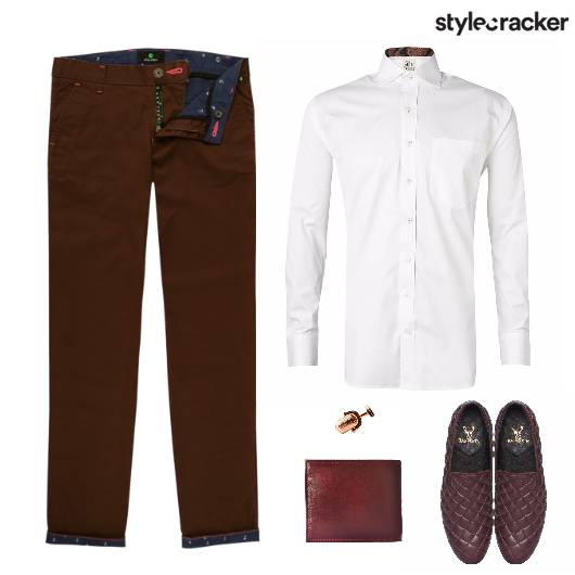 Work Meeting Crisp Shirt  - StyleCracker