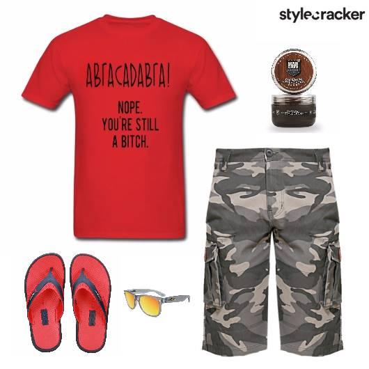 TShirt Flats Comfort Casuals Weekend - StyleCracker