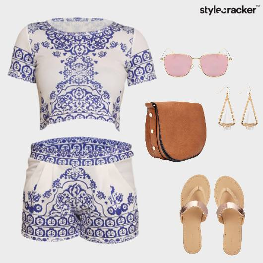 TwinSet Summer Chill Beach  - StyleCracker