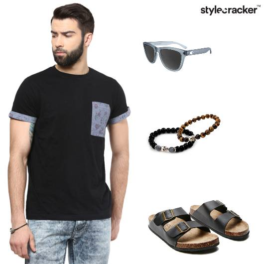 Casual Weekend Jeans Tee OnTheGo - StyleCracker