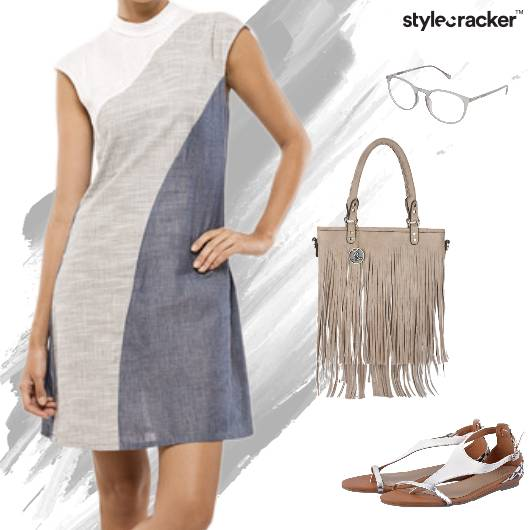 Summer Casuals Linen Dress - StyleCracker