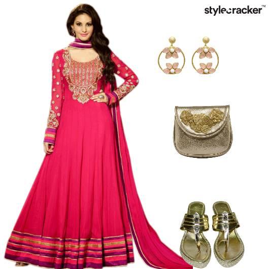 Suit Clutch Festive Indian - StyleCracker