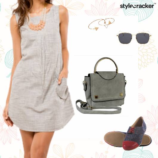 summer Casual WorkWear Linen Dress - StyleCracker