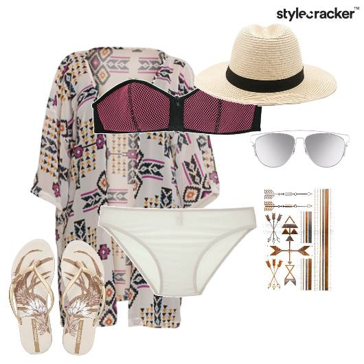 Bikini Beach Vacation Holiday Summer Swim - StyleCracker
