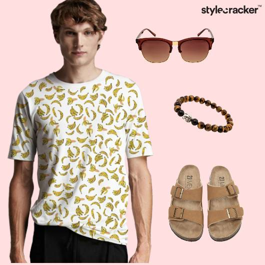 BananaPrints Playful Trendy Casual  - StyleCracker