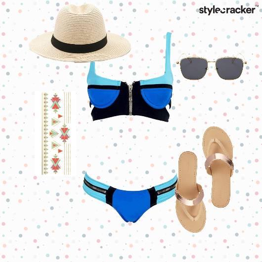 Bikini Beach Vacation Summer  - StyleCracker
