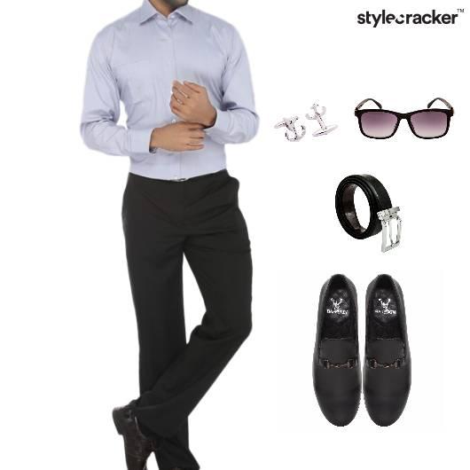 Work Casual Meeting Shirt  - StyleCracker