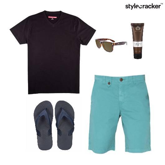 TShirt Casuals FlipFlop Comfort - StyleCracker