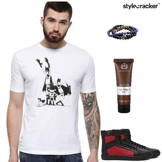 Tee Casual Daywear Jeans - StyleCracker