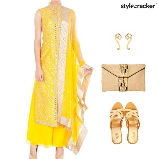 Indian Festive Ethnic Clutch - StyleCracker