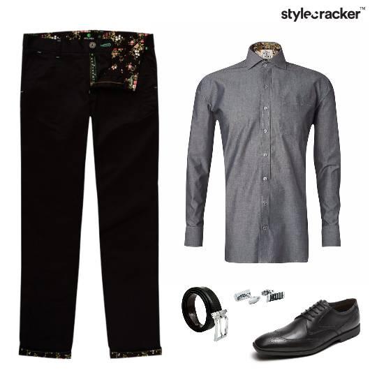 Shirt Party Dinner Formal - StyleCracker