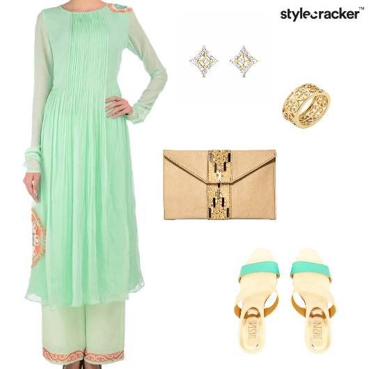 Suit Indian Ethnic Festival  - StyleCracker