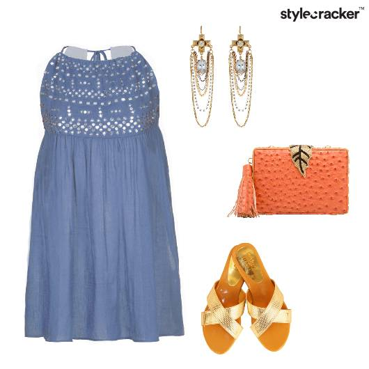 Summer Blues Beach Vacation  - StyleCracker