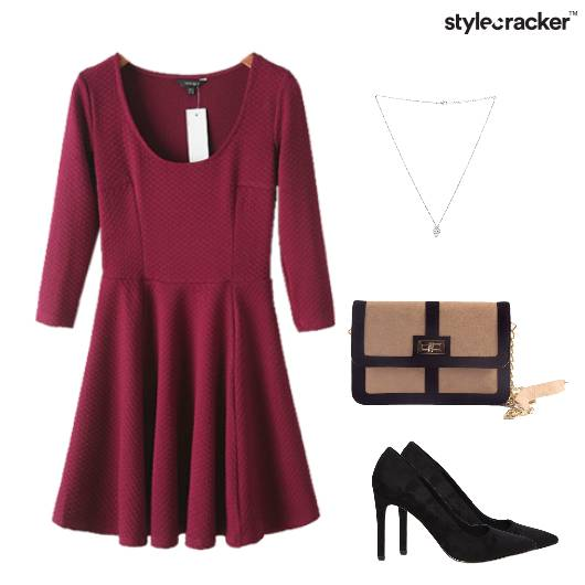 Party Dress Night Cocktail  - StyleCracker