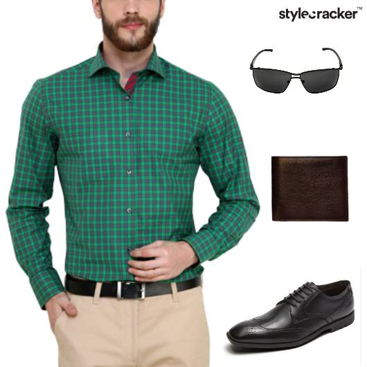 Casual Meetings Shirt Office - StyleCracker