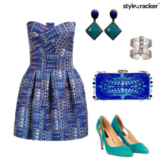 Bandage Dress Night Party - StyleCracker