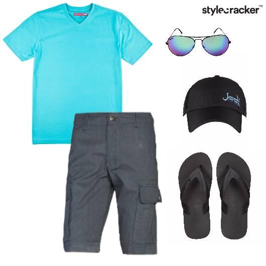 Shorts TShirts Casual Summer  - StyleCracker