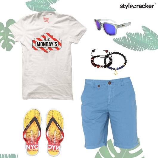 Summer Beach Casual Vacation  - StyleCracker