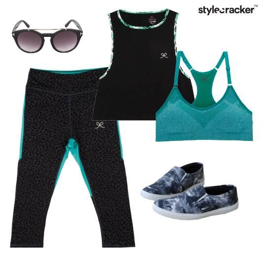 WorkOut Sports Gym Jogg Summer - StyleCracker