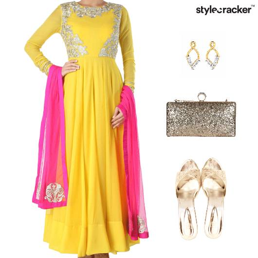 Indian Wedding Ethnic Festive - StyleCracker