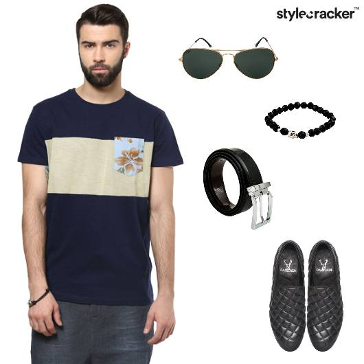 Casual TShirt Jeans Casual Summer - StyleCracker
