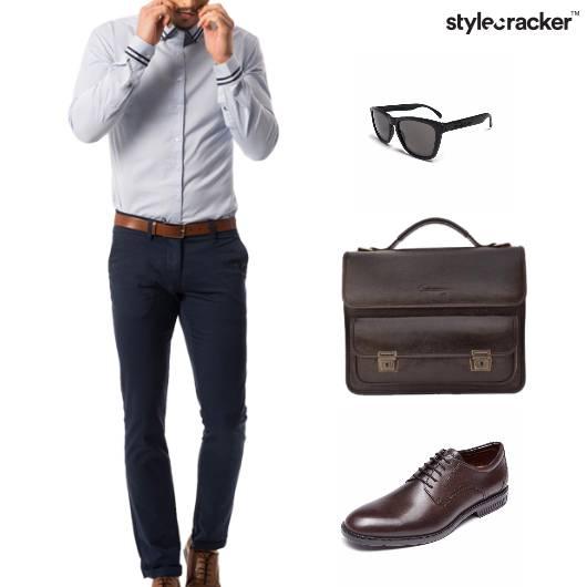 Formal Shirt Work Meetings - StyleCracker