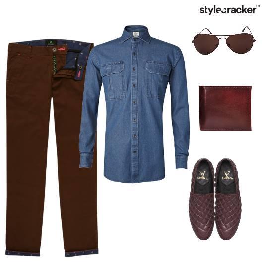 Denims Chinos Brunch Summer  - StyleCracker